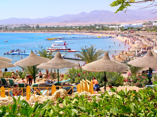 Millionaire hotel owners in Sharm are worried
