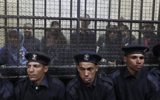 The NGO trial caused a rift between Egypt and the US