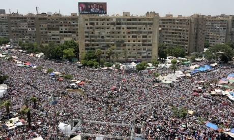 Morsi supporters remain defiant