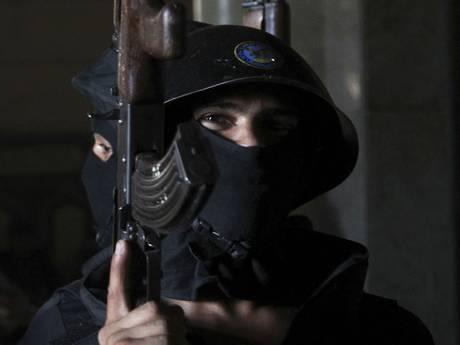 Cairo was in the grip of deadly gun battles